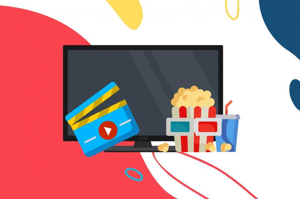 Las mejores 6 series y películas sobre marketing y diseño.